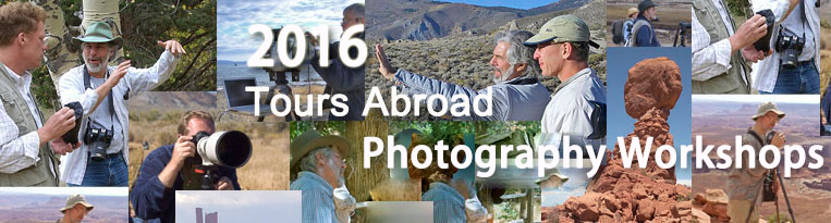 Tours Abroad Photography Workshops