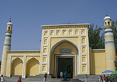 the Id Kah Mosque